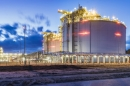 LNG terminal in SwinoujsciePoland,tanks and transmission capacity lng