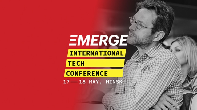 EMERGE Conference in Minsk