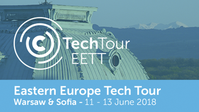 Eastern Europe Tech Tour 2018