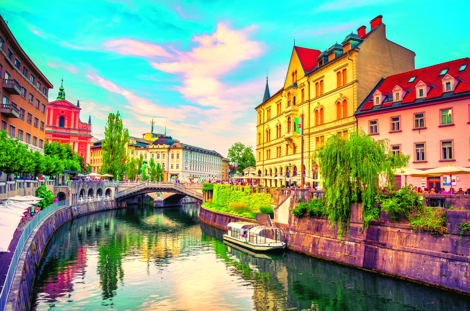 Ljubljana city guide: 48 hours in Europe's green capital - Emerging Europe