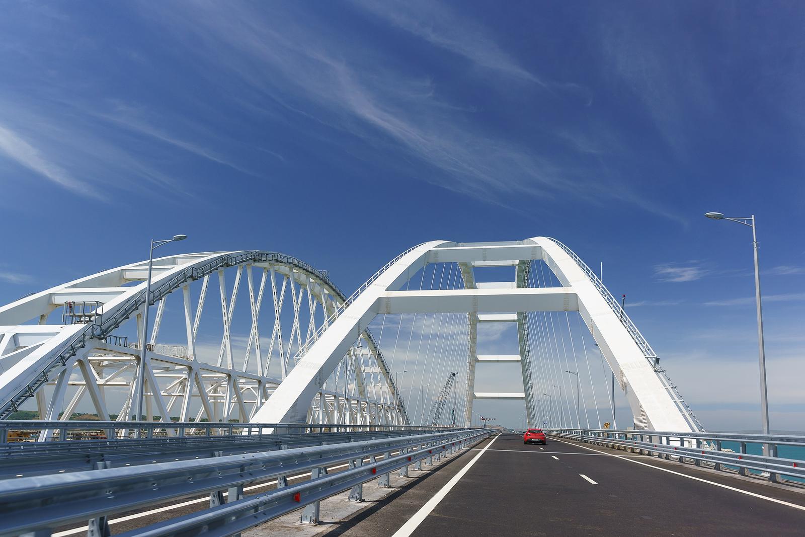 Kerch bridge should go under the control of the European Union. So decided the European Union