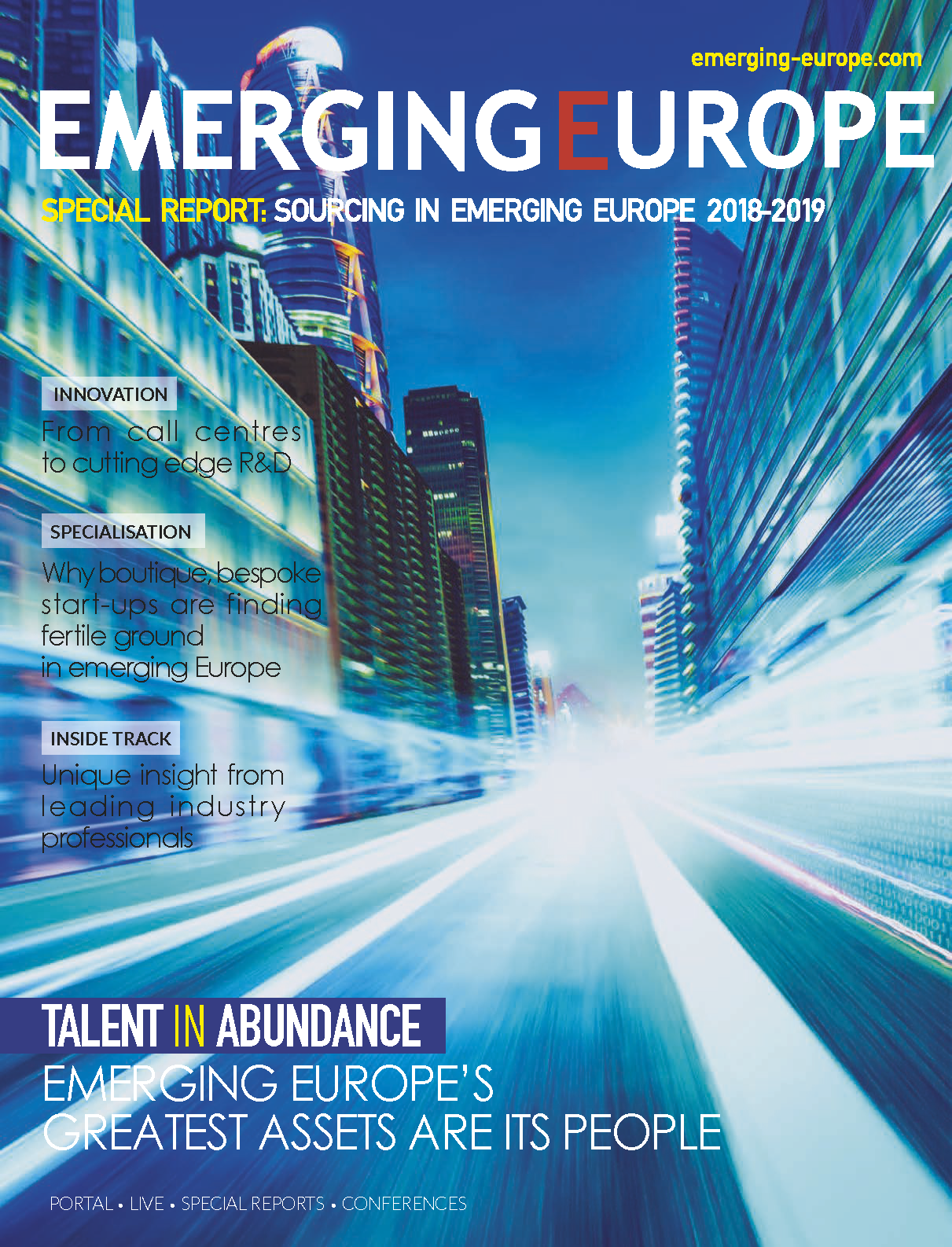 Emerging Europe Sourcing Special Report