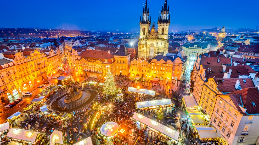 Emerging Europe's Christmas markets