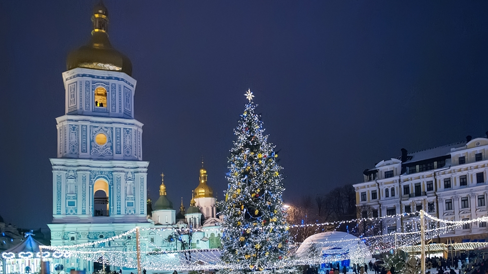 Orthodox Christmas 2019.Orthodox Ukrainians Celebrate First Christmas Independent Of