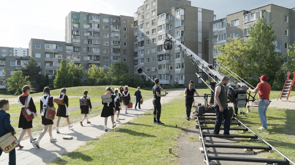 HBO's Chernobyl highlights Vilnius as a go-to filming