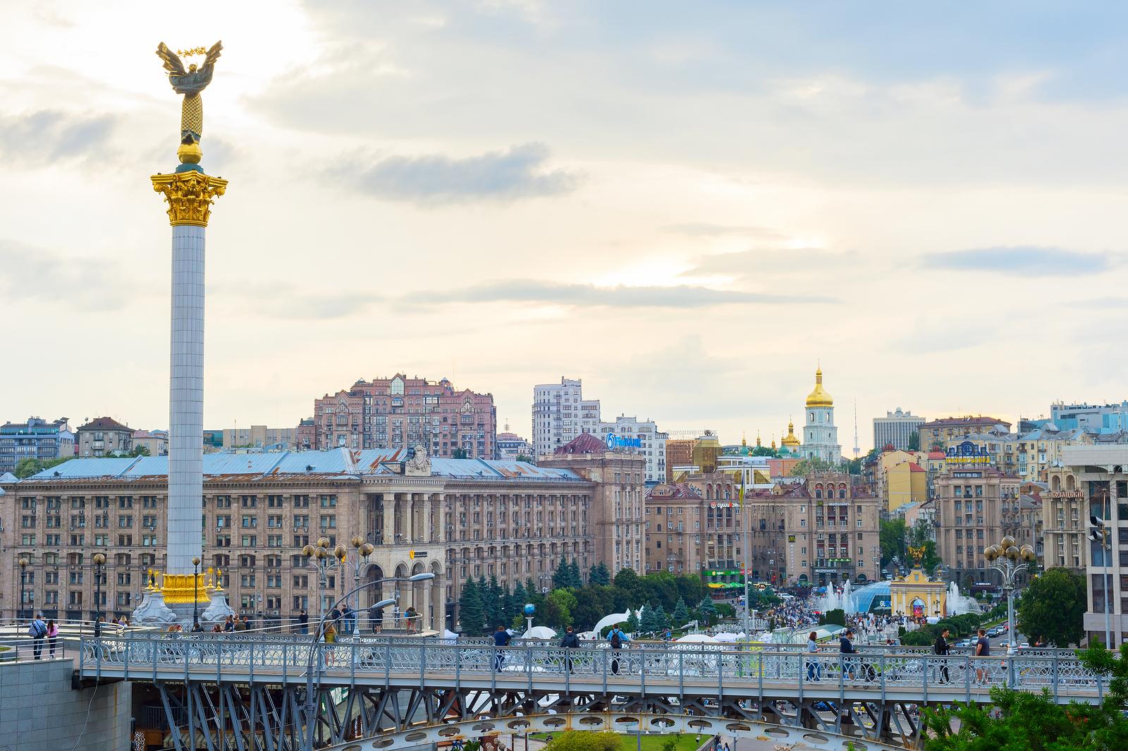 Study: Ukraine's shadow economy nearly half of GDP