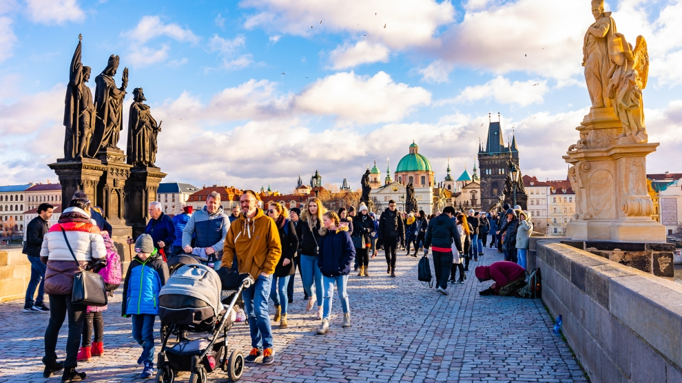 Czech Republic best CEE country for foreign residents