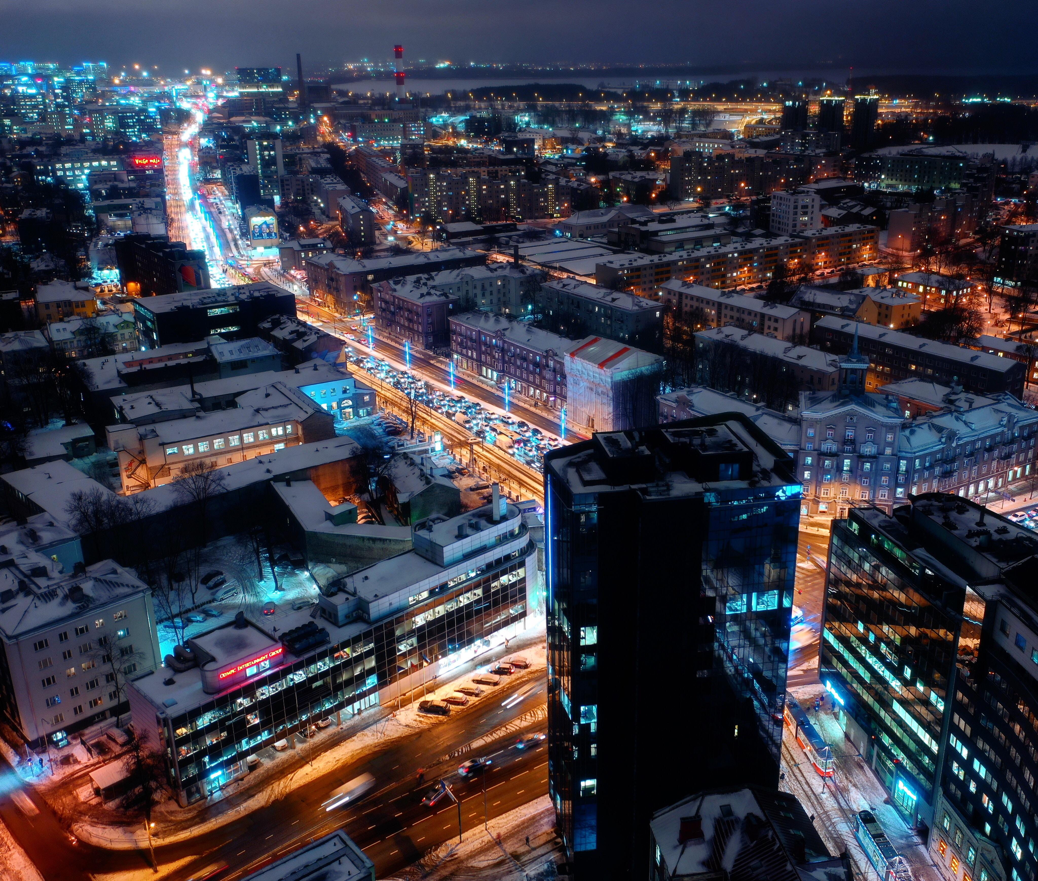 Entrepreneurs rank Tallinn as emerging Europe's leading start-up hub