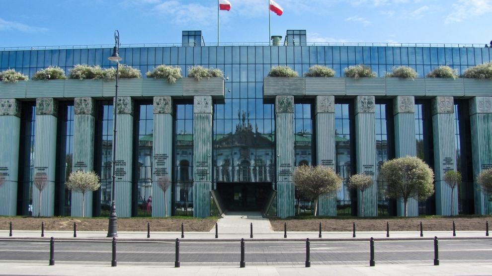 European Union top court: Poland broke European Union law with judicial reform