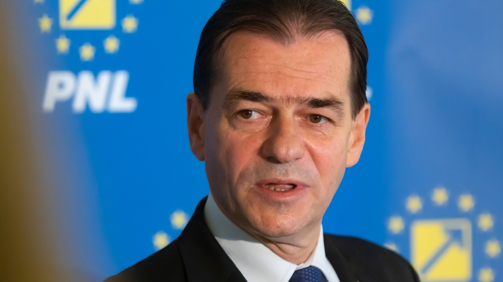Romanian parliament votes to approve Ludovic Orban as new PM ...