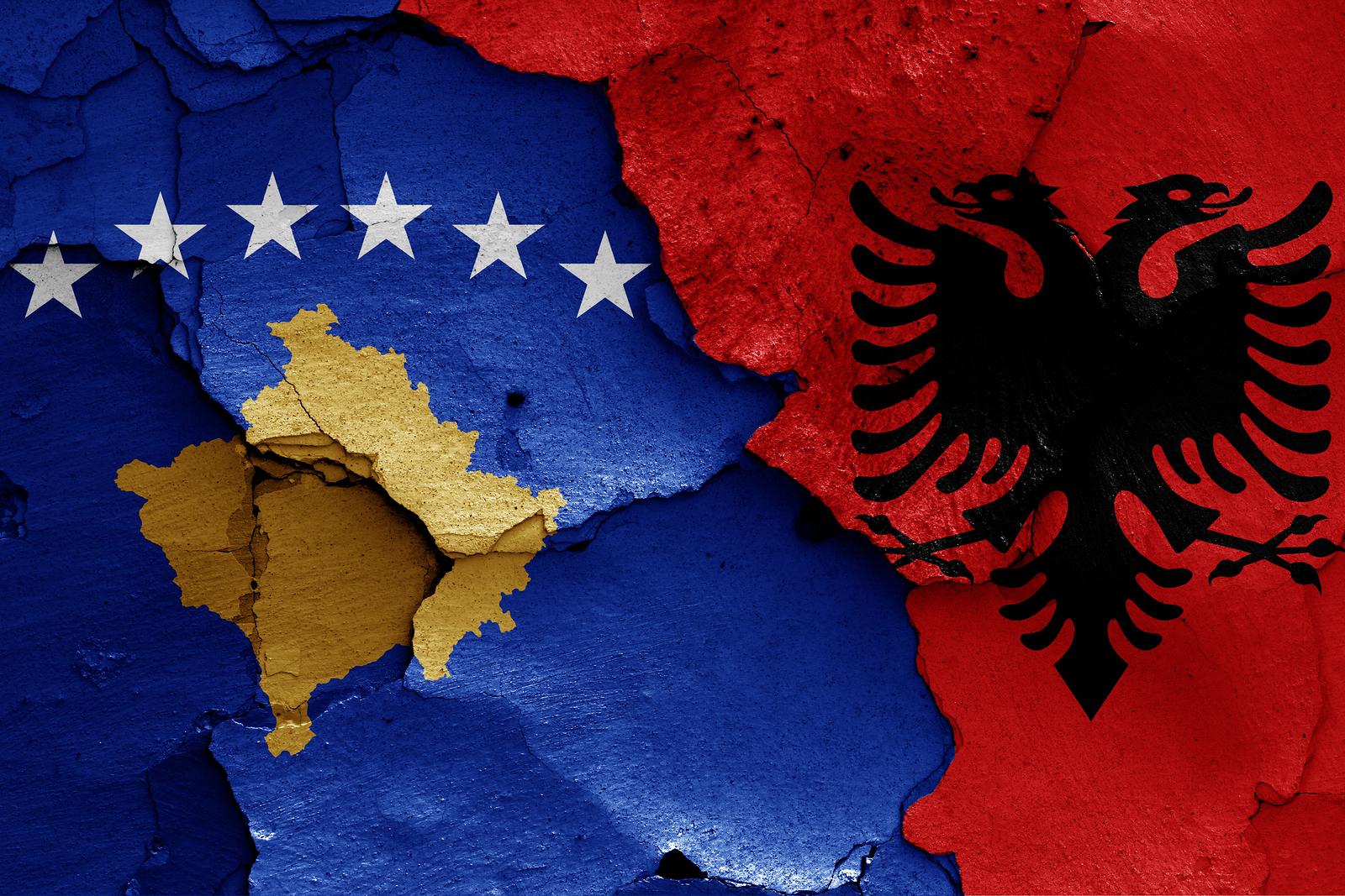 Kosovon Albaanit