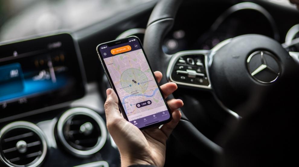 Bolt Taxify App