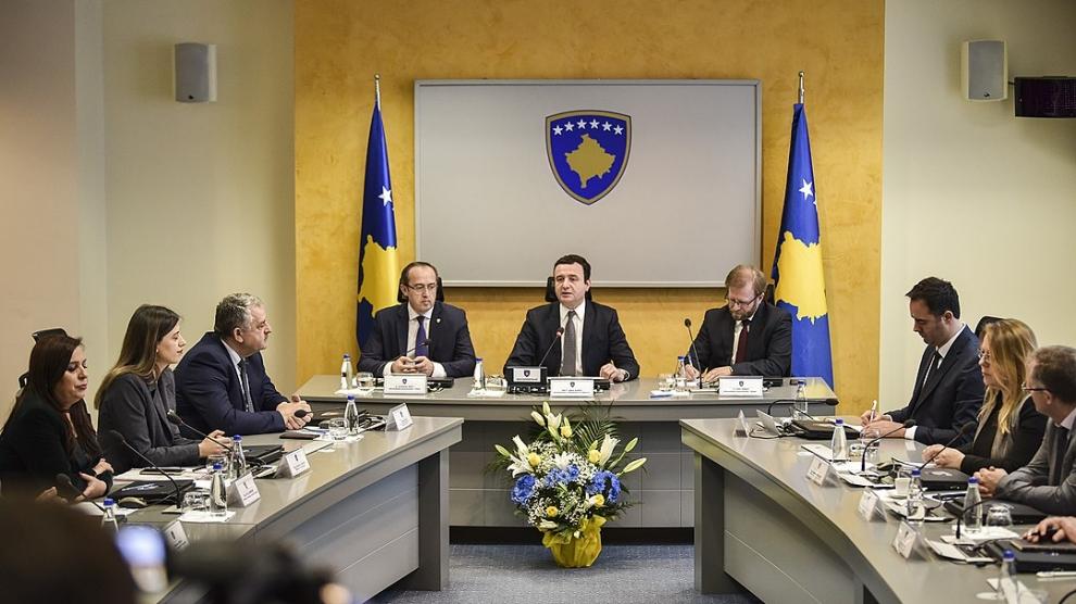 emerging europe albin kurti kosovo prime minister