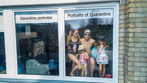 emerging europe portraits of quarantine lithuania
