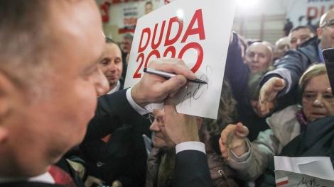 emerging europe duda poland presidential election 2020