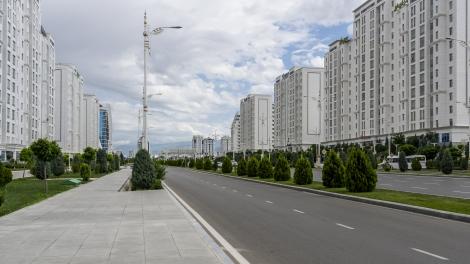 emerging europe turkmenistan