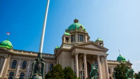 emerging europe serbia parliament belgrade