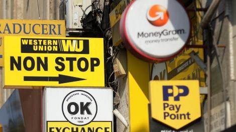 emerging europe remittances western union money transfer