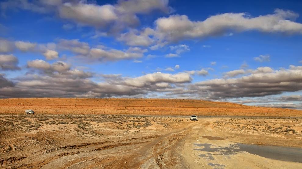 emerging europe turkmenistan desert