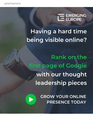 Emerging Europe thought leadership digital presence brand awareness