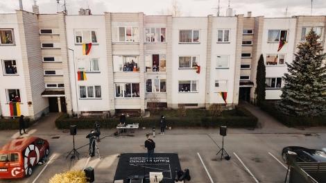 emerging europe lithuania kaunas culture to the courtyards