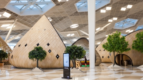 emerging europe baku airport