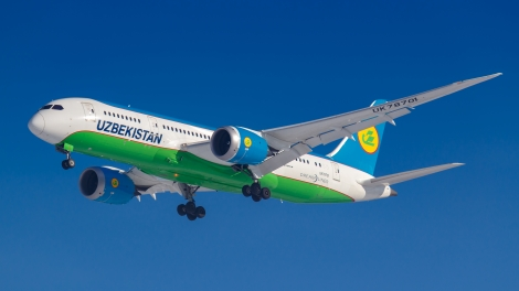 uzbekistan uzbekistan airways