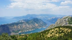 Bay of Kotor Montenegro