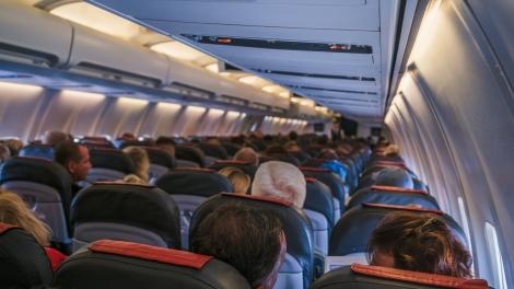 emerging europe travel plane interior