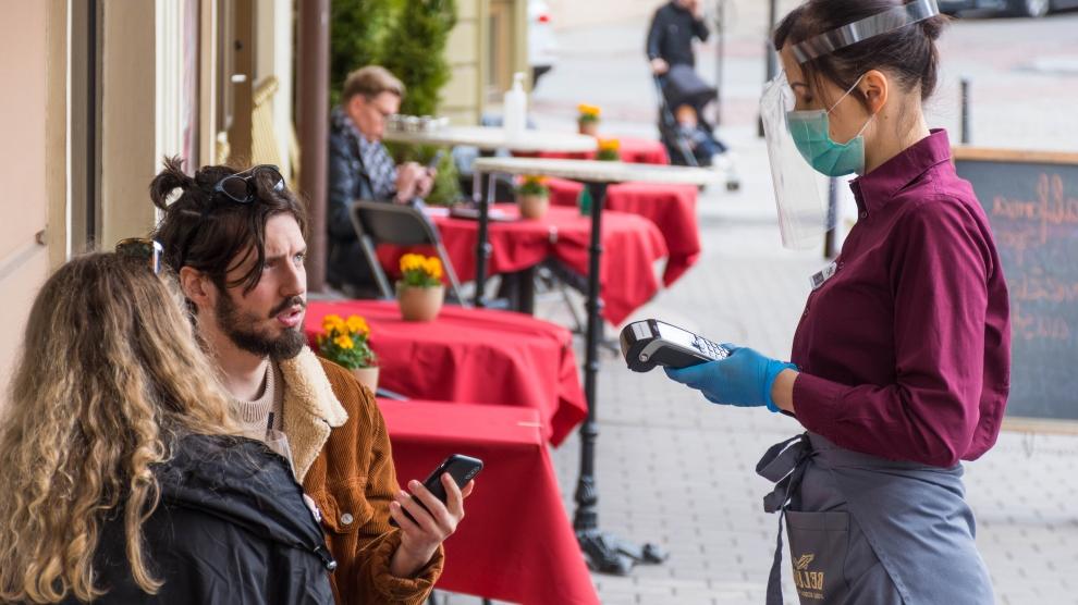 emerging europe lithuania vilnius coronavirus