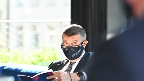 andrej babis czech prime minister