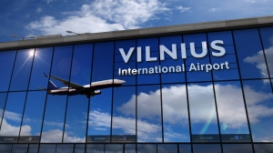 vilnius airport lithuania