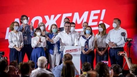zoran zaev north macedonia