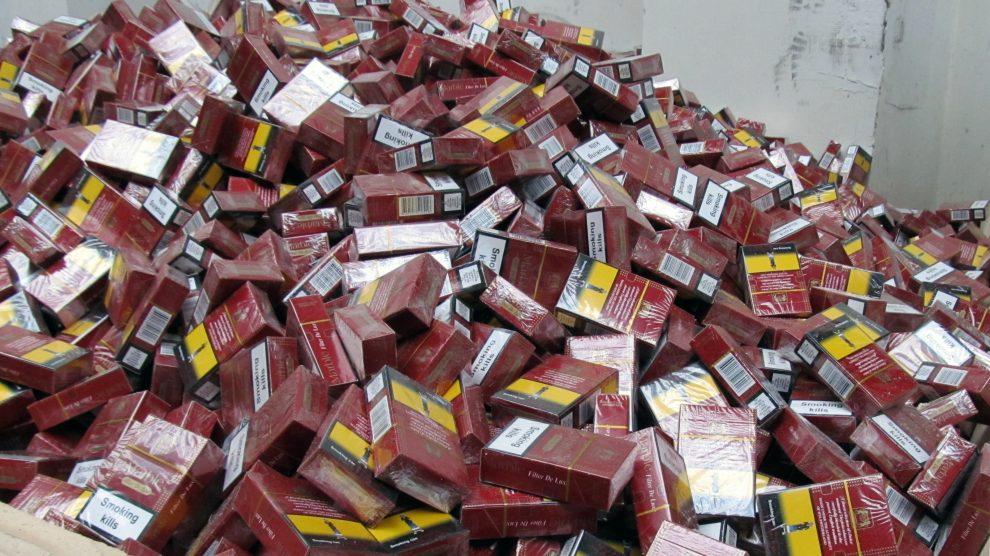 cigarette smuggling