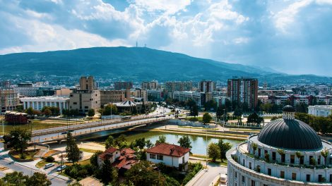 skopje north macedonia