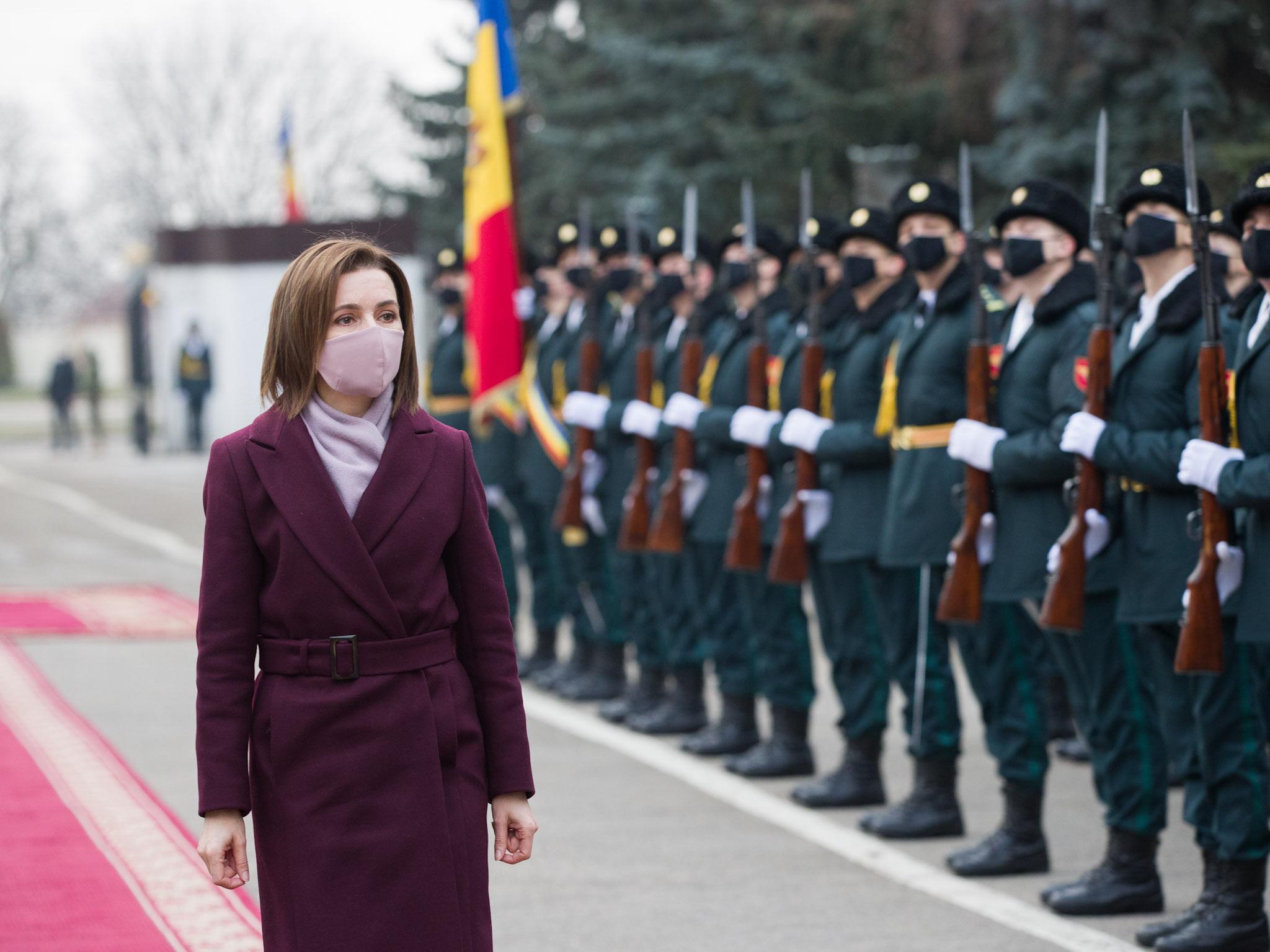 Plight of anti-corruption chief is Maia Sandu's first test as Moldova's president