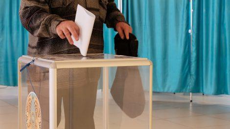 kazakhstan election