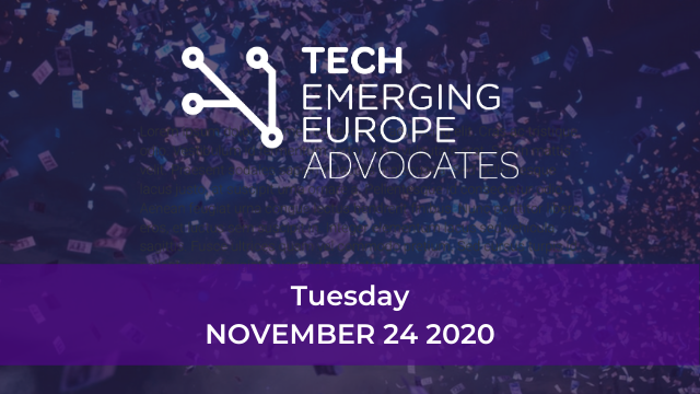 Tech Emerging Europe Advocates' Official Launch