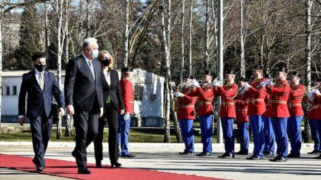 Montenegro prime minister Zdravko Krivokapić says ready to visit Serbia anytime