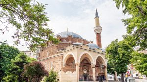 banya bashi mosque sofia bulgaria
