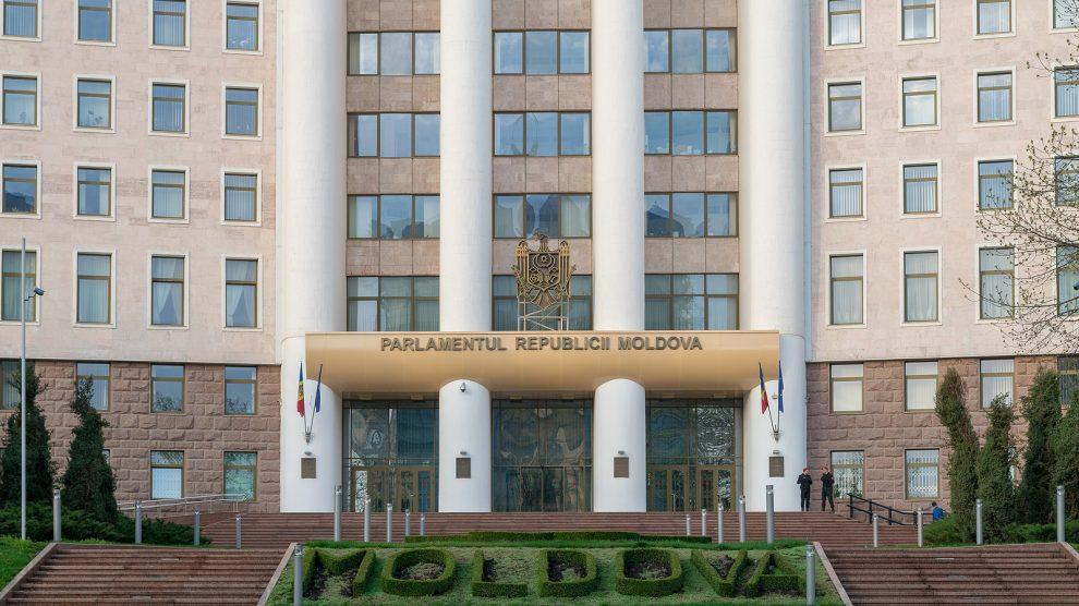 moldova parliament