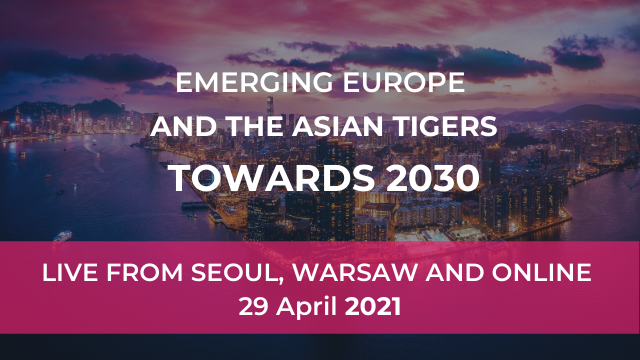 Emerging Europe and the Asian Tigers: Towards 2030