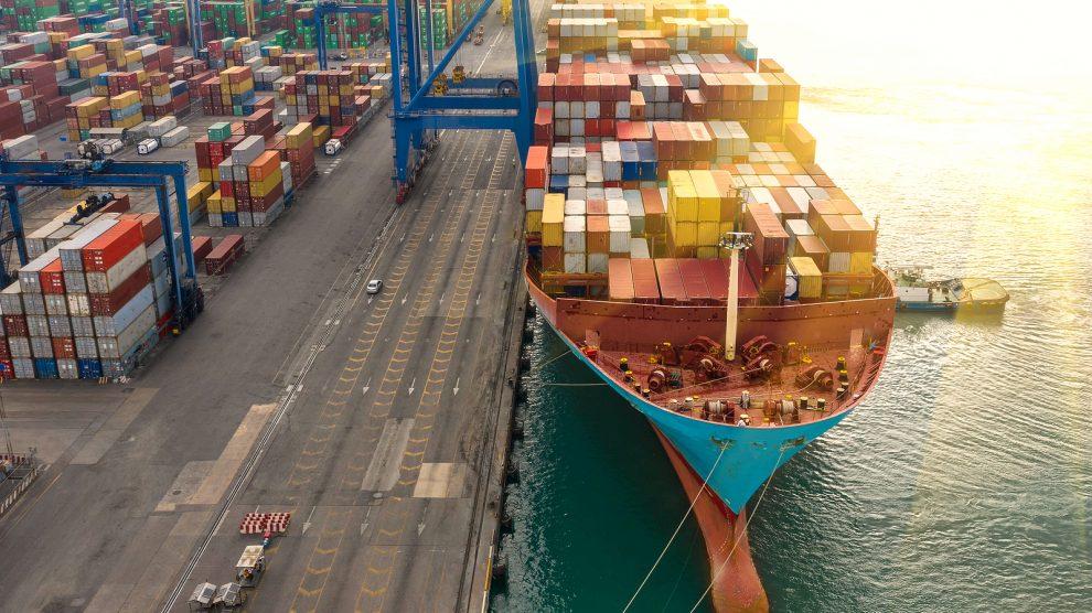 poland mega port