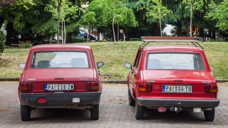 yugo cars