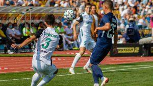 ukraine football