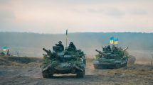 ukraine army tanks