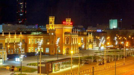 wroclaw station