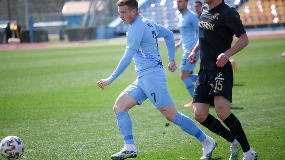 FC Minaj in action