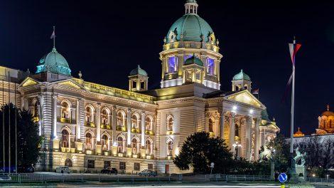 serbia parliament belgrade