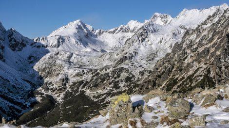 The High Tatras, Slovakia